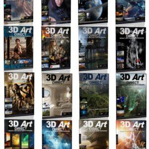 3D Art Direct Covers
