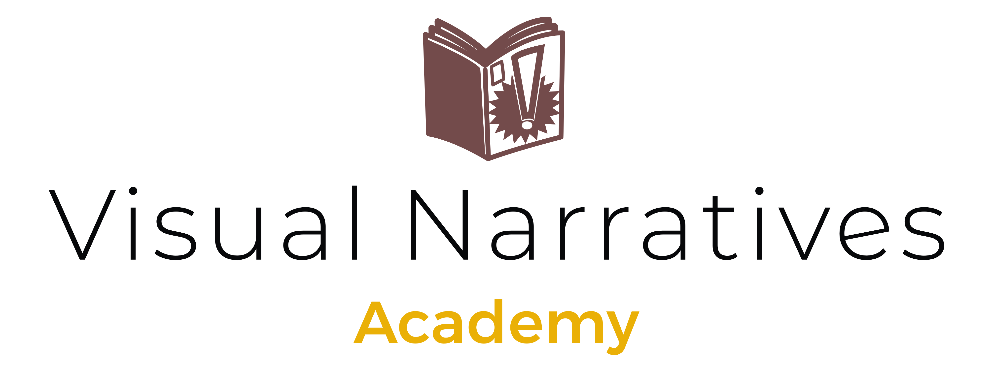 Visual Narratives Academy | Digital Art Live