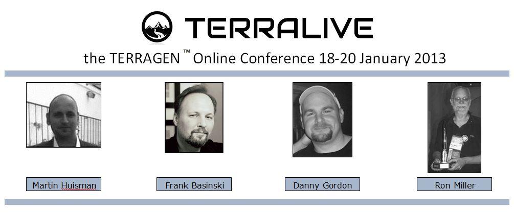 TERRALIVE webinar conference
