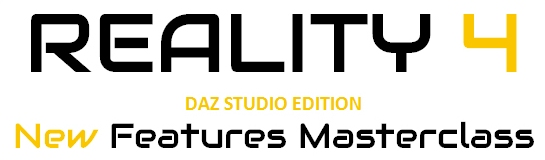 Reality 4 : DAZ Studio Edition