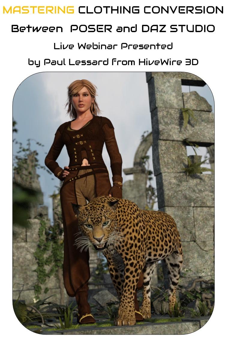HiveWire 3D big cat