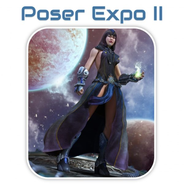 Poser Expo 2 Conference