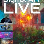 Issue 31 cover of Digital Art Live